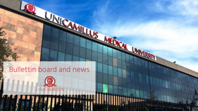 bulletin board unicamillus